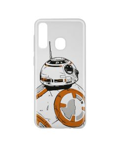 Husa Samsung Galaxy A20e Star Wars Silicon BB-8 009 Clear