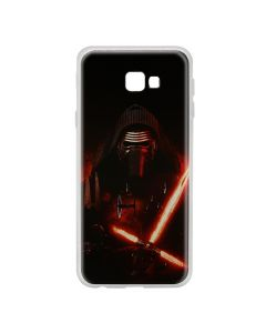 Husa Samsung Galaxy J4 Plus Star Wars Silicon Kylo Ren 002