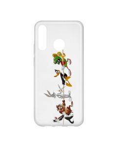 Husa Huawei P30 Lite Looney Tunes Silicon Looney Tunes 009 Clear