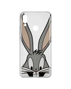 Husa Huawei P20 Lite Looney Tunes Silicon Bugs 001 Clear
