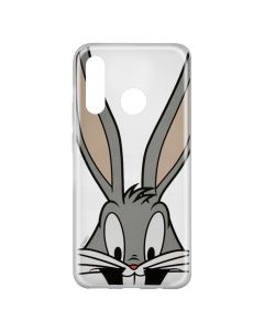 Husa Huawei P30 Lite Looney Tunes Silicon Bugs 001 Clear