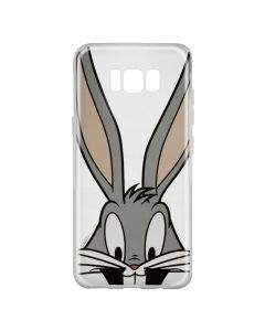 Husa Samsung Galaxy S8 G950 Looney Tunes Silicon Bugs 001 Clear