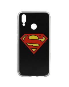 Husa Huawei P20 Lite DC Comics Silicon Superman 002 Black