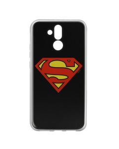 Husa Huawei Mate 20 Lite DC Comics Silicon Superman 002 Black