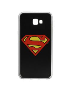 Husa Samsung Galaxy J4 Plus DC Comics Silicon Superman 002 Black