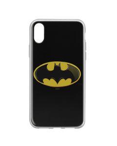 Husa iPhone X DC Comics Silicon Batman 023 Black