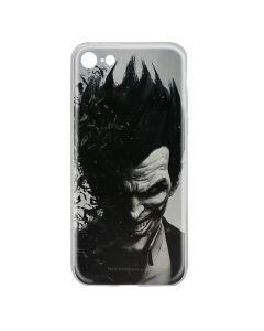 Husa iPhone 8 / 7 DC Comics Silicon Joker 002 Gray