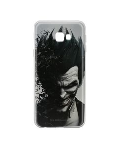 Husa Samsung Galaxy J4 Plus DC Comics Silicon Joker 002 Gray