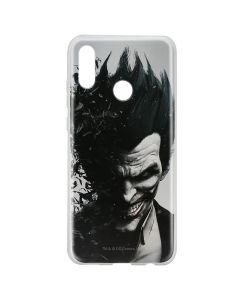 Husa Huawei P Smart (2019) / Honor 10 Lite DC Comics Silicon Joker 002 Gray