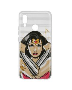 Husa Huawei P20 Lite DC Comics Silicon Wonder Woman 003 Clear