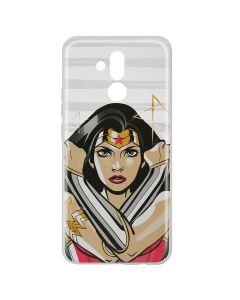 Husa Huawei Mate 20 Lite DC Comics Silicon Wonder Woman 003 Clear