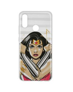 Husa Huawei P Smart (2019) / Honor 10 Lite DC Comics Silicon Wonder Woman 003 Clear