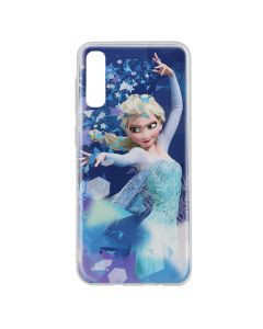 Husa Samsung Galaxy A50 Disney Silicon Elsa 011 Blue
