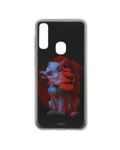 Husa Samsung Galaxy A20e Disney Silicon Simba and Friends 001 Black