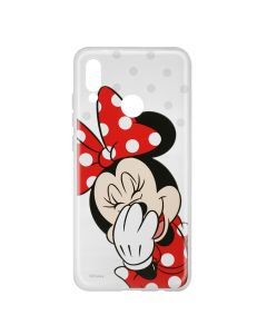 Husa Huawei P Smart (2019) / Honor 10 Lite Disney Silicon Minnie 006 Clear
