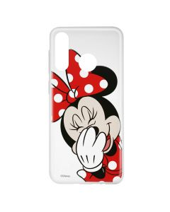 Husa Huawei P30 Lite Disney Silicon Minnie 006 Clear