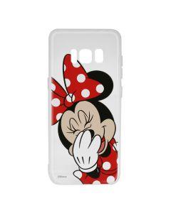 Husa Samsung Galaxy S8 G950 Disney Silicon Minnie 006 Clear