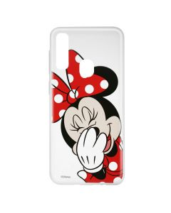 Husa Samsung Galaxy A20e Disney Silicon Minnie 006 Clear