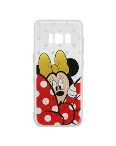Husa Samsung Galaxy S8 G950 Disney Silicon Minnie 015 Clear