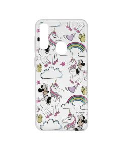 Husa Samsung Galaxy A20e Disney Silicon Minnie 037 Clear