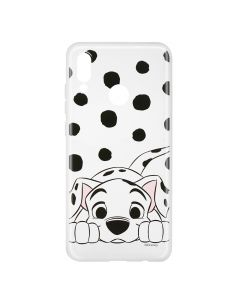 Husa Huawei P20 Lite Disney Silicon Dalmatian 004 Clear
