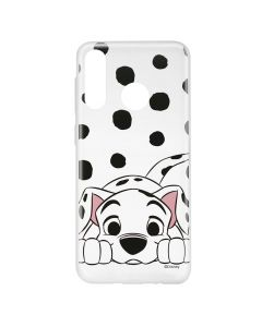 Husa Huawei P30 Lite Disney Silicon Dalmatian 004 Clear