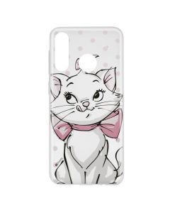 Husa Huawei P30 Lite Disney Silicon Marie 002 Clear