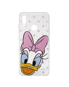 Husa Huawei P Smart (2019) / Honor 10 Lite Disney Silicon Daisy 004 Clear
