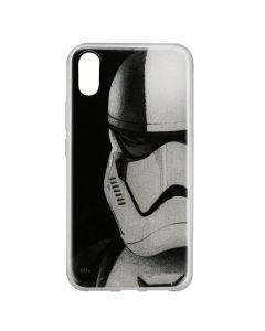 Husa Huawei Y6 2019 Star Wars Silicon Stormtrooper 001 Gray