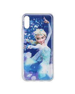 Husa Huawei Y6 2019 Disney Silicon Elsa 011 Blue