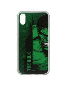 Husa Huawei Y6 2019 Marvel Silicon Hulk 001 Green