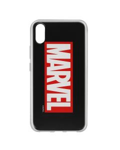 Husa Huawei Y6 2019 Marvel Silicon Marvel 001 Black
