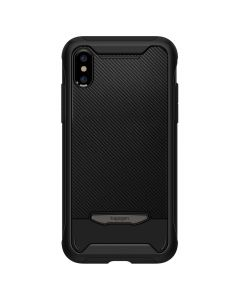 Husa iPhone XS / X Spigen Hybrid NX Black
