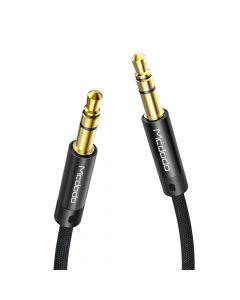 Cablu Jack 3.5mm la Jack 3.5mm Mcdodo Audio Black