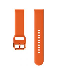 Samsung Curea din Silicon Watch Active Sport Orange
