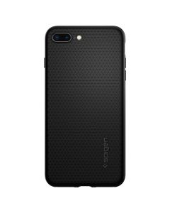 Husa iPhone 8 Plus / 7 Plus Spigen Liquid Air Black