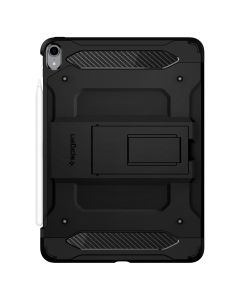Husa iPad Pro 12.9 inch 2018 Spigen Tough Tech Black