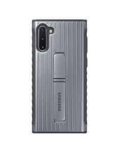 Carcasa Samsung Galaxy Note 10 Samsung Protective Standing Silver