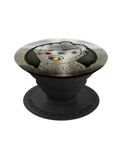 Suport Popsockets Stand Adeziv Infinity Gauntlet Monochrome