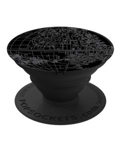 Suport Popsockets Stand Adeziv Death Star