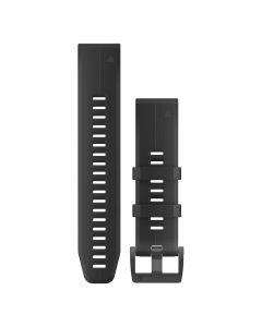 Curea Garmin QuickFit 22mm Silicon Black