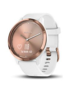 Smartwatch Garmin Vivomove Sport Rose Gold / White HR