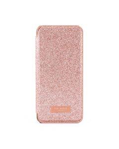 Husa Samsung Galaxy S10 G973 Ted Baker Book Glitsyy Mirror Folio Rose Gold