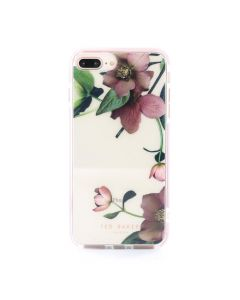Carcasa iPhone 8 plus / 7 plus / 6s plus Ted Baker Antishock Arboretum Clear