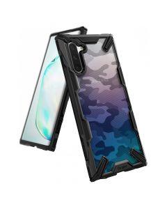 Husa Samsung Galaxy Note 10 Ringke Fusion X Negru Camuflaj