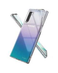 Husa Samsung Galaxy Note 10 Ringke Silicon Air Transparent