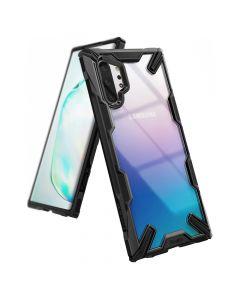 Husa Samsung Galaxy Note 10 Plus Ringke Fusion X Negru
