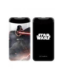 Resigilat Power Bank Star Wars 2.1A Darth Vader 002 6.000 mAh