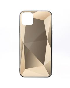 Carcasa iPhone 11 Pro Meleovo Glass Diamond Gray