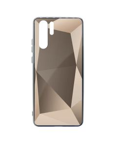 Carcasa Huawei P30 Pro Meleovo Glass Diamond Gray